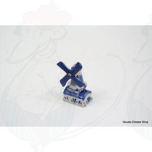 Delfter Blau Mühle zu Hause Klein