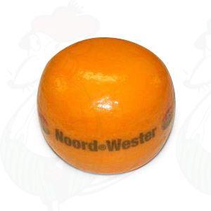Gereifter Edamer Käse North-West - Edam Käse | 1,6 kilo | Premium Qualität