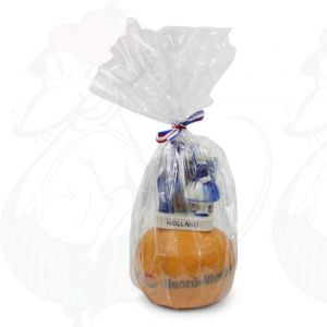 Geschenk Edamer Käse - Küssen Paar