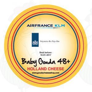 Ihr eigenes Logo/Bild auf einem Edammer Noord-West