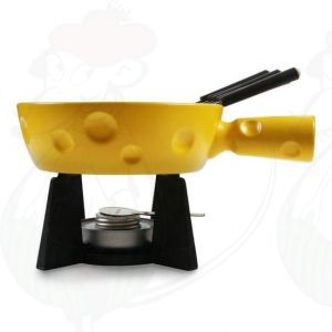 Käsefondue-Set Super Cheesy
