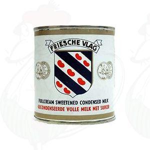 Friesche Vlag Volle melk gecondenseerd 397 gram