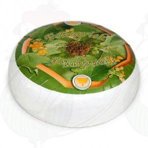 Ziegenkäse Bockshornklee | Ganzer Käse 4.5 Kilo | Premium Qualität