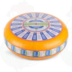Gereifter Gouda Käse | Ganze Käse 12 kilo | Premium Qualität