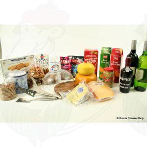 Köstliche Käseglocke Paket