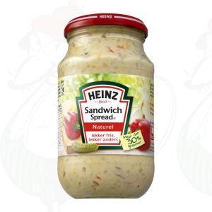 Heinz Sandwich spread naturel - 400 gram