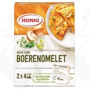 Honig Basis voor Boerenomelet 2 x 19g