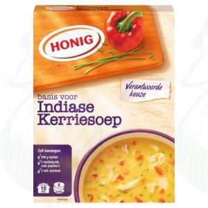 Honig Basis voor Indiase Kerriesoep 108g