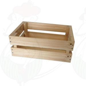 Mini Holzkiste - 29x19x11,5cm
