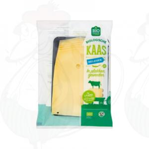 Schnittkäse Gereifter organisch käse 48+   190 gram in Scheiben