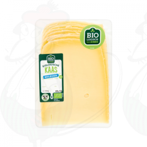 Schnittkäse Gereifter organisch käse 50+   200 gram in Scheiben