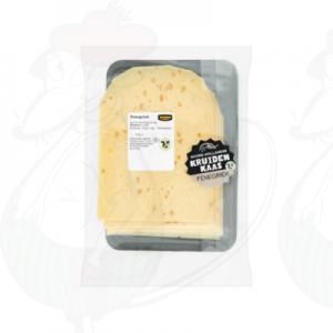 Schnittkäse Krauterkäse 50+ | 200 gram in Scheiben