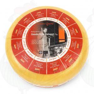 Jung Gereifter Gouda Biodynamische Käse - Demeter | Ganzer Käse 5 Kilo