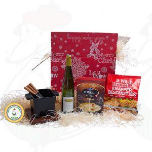 Tapas Fondue Weihnachtspaket gemischt  - Christmas