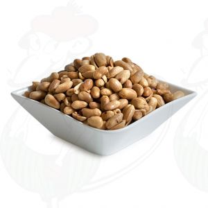 Ungesalzene Jumbo Erdnüsse | Premium Qualität