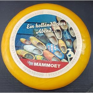 Ganze Käse Bedrucken mit Ihrem Logo oder Bild