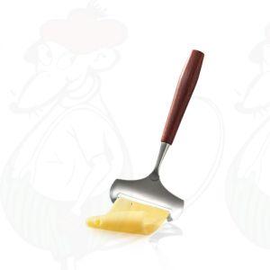 Käsehobel für jungen Käse De Luxe Rosenholz