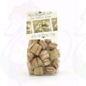 Zimt Kissen | Alte holländische Süßigkeiten | 125 Gramm
