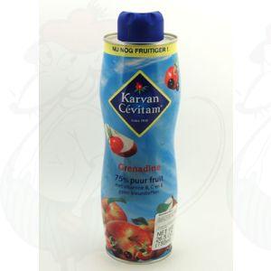 Karvan Cévitam Vruchtenlimonade siroop grenadine | 750 ml