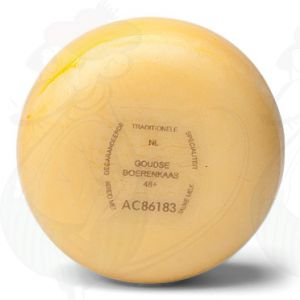 Gouda Geheimratskäse Naturell, 900 gr | Premium Qualität