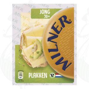 SchnittkäseMilner Jung 30+ | 175 gram in Scheiben