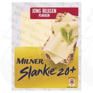 SchnittkäseMilner Jung Gereifter 20+ | 175 gram in Scheiben