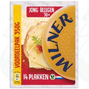 SchnittkäseMilner Jung Gereifter 30+ | 350 gram in Scheiben