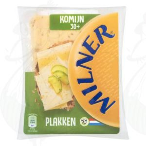 SchnittkäseMilner Kreuzkümmel 30+ | 175 gram in Scheiben