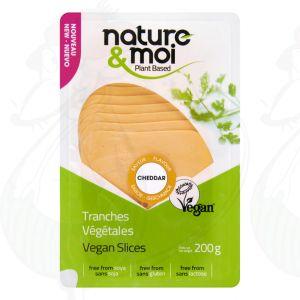 Nature & Moi Cheddar Scheiben 200gr
