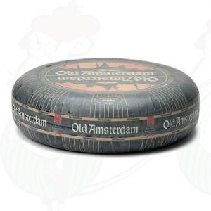 Old Amsterdam Käse | Ganze Käse 11 kilo | Premium Qualität