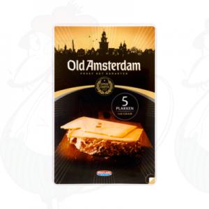 SchnittkäseOld Amsterdam 48+ | 140 gram in Scheiben