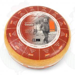 Alter Gouda Biodynamische Käse - Demeter | Ganzer Käse 5 Kilo