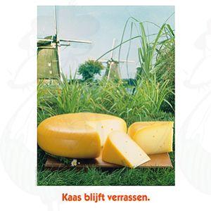 Poster Kaas Blijft Verassen - A2