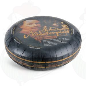Rembrandt Käse | Ganzer Käse 11,5 Kilo | A Dutch Masterpiece | Premium Qualität