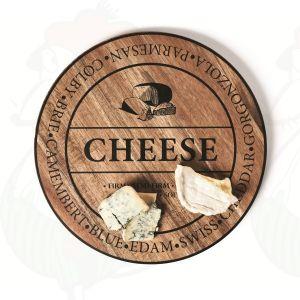 Käseplatte Cheese Rund Ø 40 cm