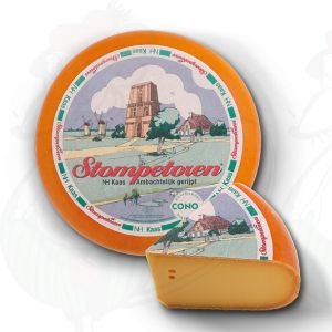 Stompetoren Extra gereifter | Käse aus Noord-Holland