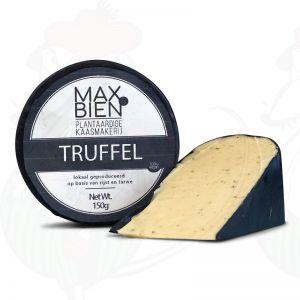 Veganer Trüffelkäse| Max Bien | Ganzer Käse 150 Gramm