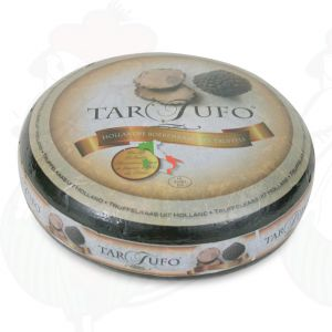 Trüffelgouda - Trüffelkäse | Ganzer Käse 10 kilo | Premium Qualität