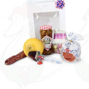 Goodiebag typisch holländischen Produkten