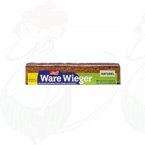 Wieger Ketellapper Ware Wieger kruidkoek 4 reep - 567 gram